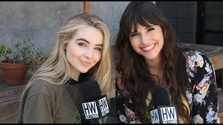"Sabrina Carpenter Talks Summer De-Tour + ""Girl Meets World"" Secrets"