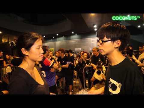 No ordinary 17-year-old: Hong Kong protest leader Joshua Wong