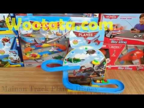 Mainan Anak Laki-Laki Murah Track Planes Disney
