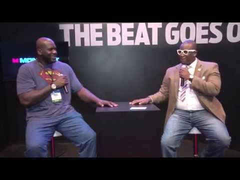 CES 2015: Shaq Talks New Monster Backfloat, Shaq-Fu Sequel & More