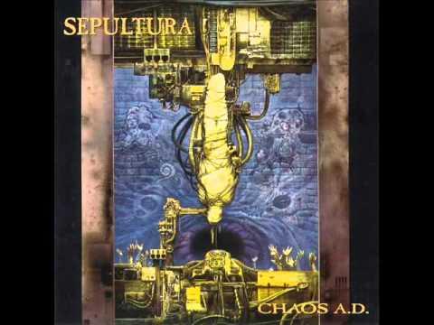 Sepultura - The Hunt