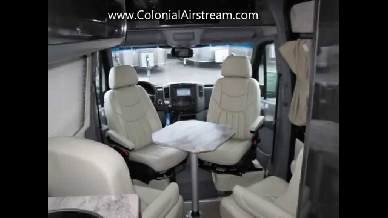 Mercedes Rv Van >> 2013 Airstream Interstate 3500 24' Extended Lounge ...