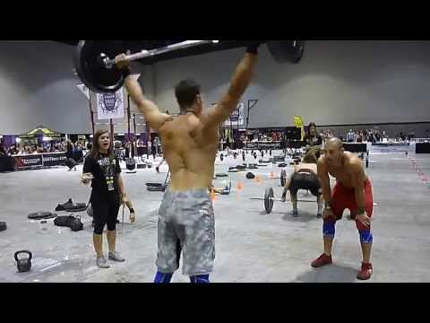 Team Freak Crossfit at Raid Games 3 WOD 4