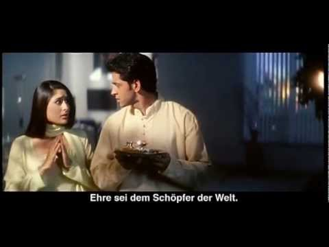 Om Jai Jagadish - Kabhi Khushi Kabhie Gham | 2001 | Full Song | German Sub. video