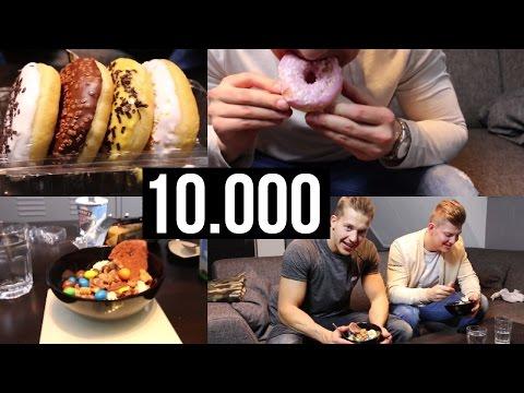10.000 CALORIEÃ‹N CHALLENGE