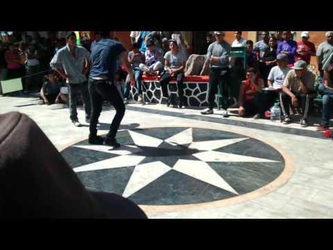 Adictos Al Pusy Vs Jn Breakers  Battle Of Twins  Yautepec 2014 video