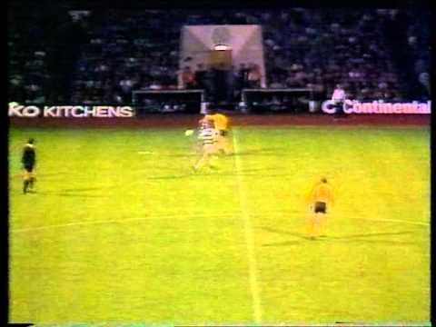 Celtic Glasgow - Borussia Dortmund 2-1 UEFA Cup 1987/88 BvB 09 Parkhead