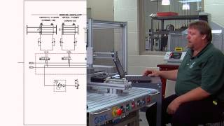 PLC Programming Schematics Pneumatic