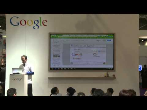 Chromebooks in Education:  Using Google (Chromebooks) to flip your classroom - Bruno Reddy
