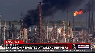 Inside Valero Oil Refinery Memphis, TN - Behind Closed Doors
