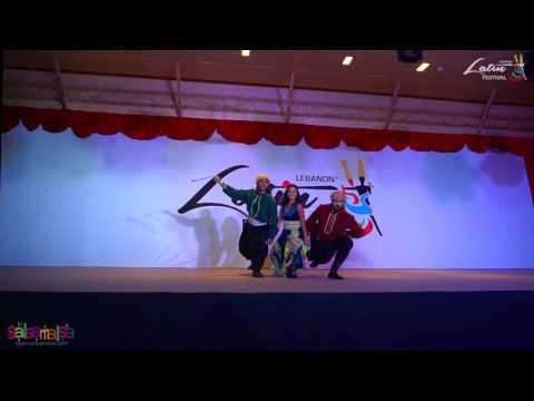 Malek Andari Show | Lebanon Latin Festival 2016