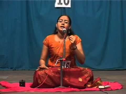 52nd kerala state youth festival classical music anjali kuriyedam 52nd