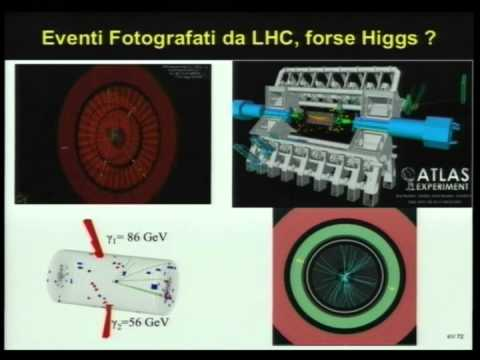 Il bosone di Higgs un anno dopo la sua scoperta, Luigi Rolandi