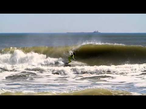 Quiksilver Pro New York - Balaram Stack Profile