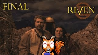 THE END OF RIVEN / Riven: The Sequel To Myst (FINAL)