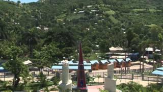 VIDEO:  HAITI - Bèl Peyi, Kè Kontan, Chanjman WI, Violence NON