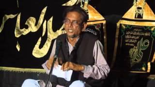 Shaoor Azmi 2015-16 @Sayed Zulfikar Ali compound