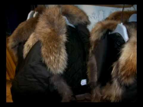 Per un collo di pelliccia, only to make a fur garment