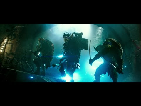 TEENAGE MUTANT NINJA TURTLES | Knock Knock Music Trailer | International English | Paramount