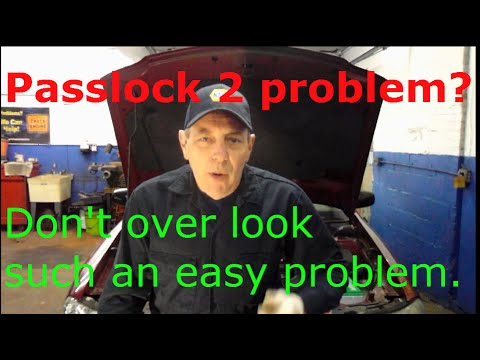 Engine cranks but won't start  .Passlock 2 problem.2004 Chevy Classic /Malibu
