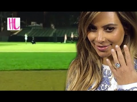 Kanye West Proposes To Kim Kardashian Video Full