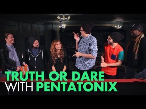 Pentatonix Play Truth or Dare