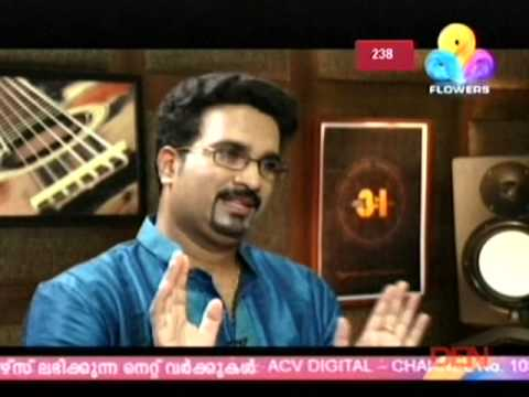 FLOWERS TV Interview (Keraleeyum) with Play back Singer REJU JOSEPH on 28th April 2015 Mp4
