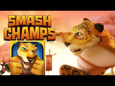Tiger Kungfu - Smash Champs - Ipad Gameplay