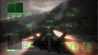 Ace Combat 6: Fires of Liberation Mission 12 (Weapons of Mass Destruction)