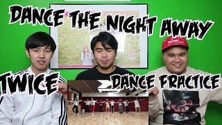 TWICE - DANCE THE NIGHT AWAY DANCE PRACTICE REACTION (ONCE FANBOYS)