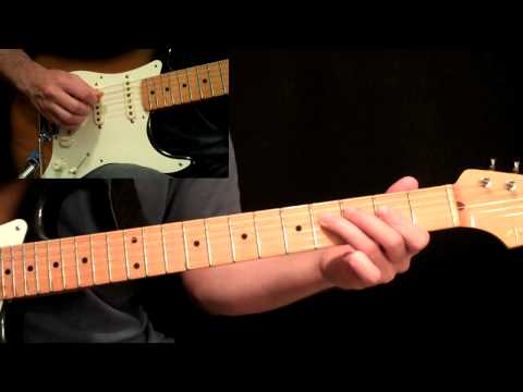 Steves Boogie Guitar Lesson Pt.2 - Eric Johnson - Second Half