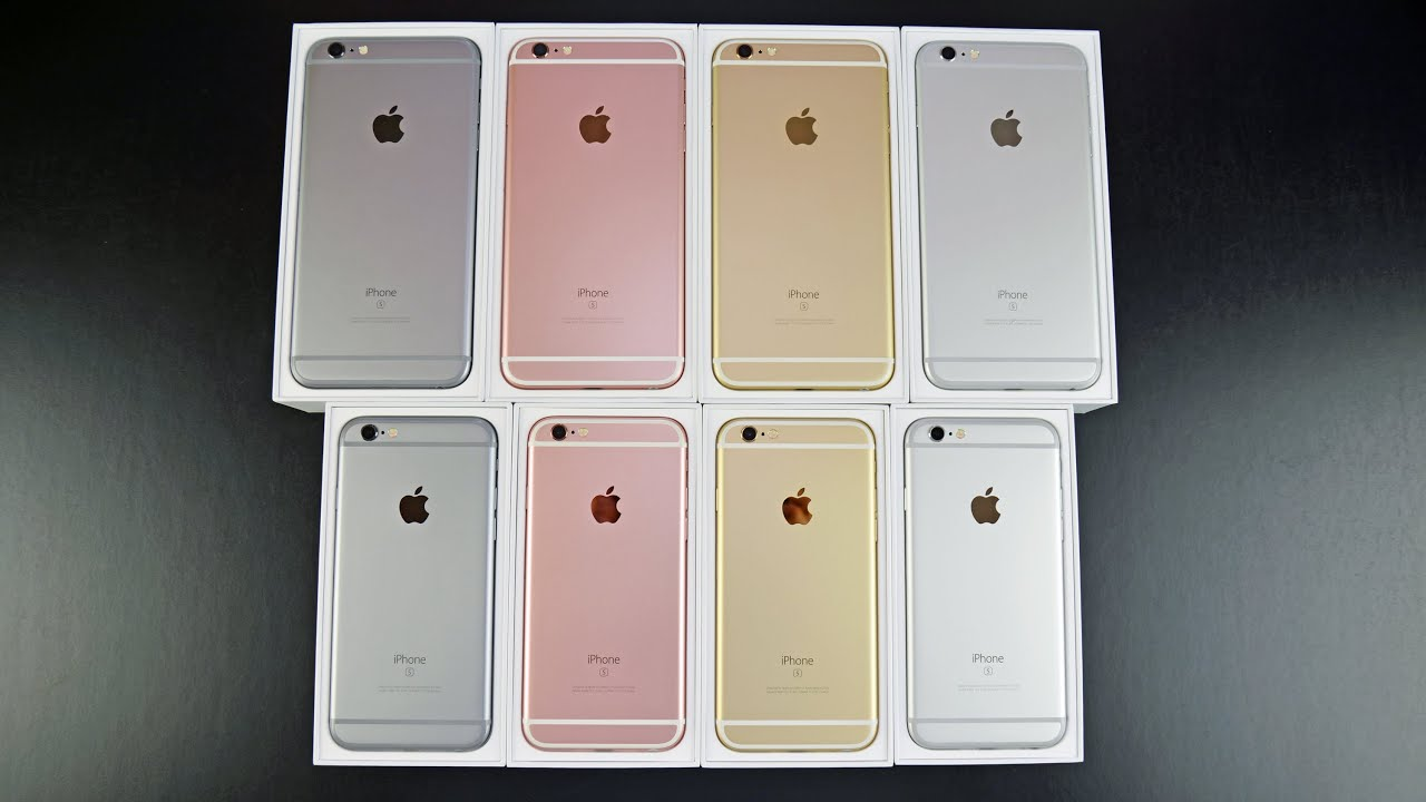 Apple iPhone 6 los toestel vergelijken op prijs