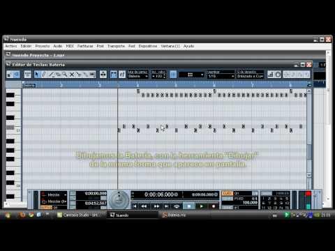 Crear Música en la PC como si estuvieras en un estudio de grabación #1