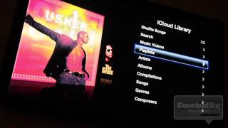 How to Enable iTunes Match on Apple TV 2