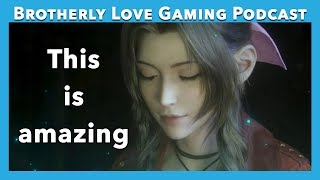 Final Fantasy VII Remake and Detective Pikachu: Brotherly Love Gaming Podcast