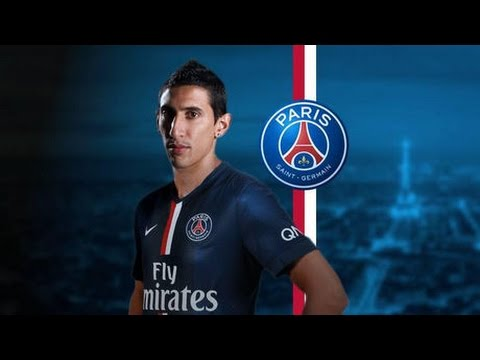 FIFA 15 [Angel Di Maria Welcome To PSG]