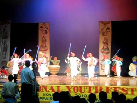 Haryanvi Dance By M.l.n College video
