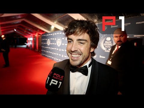 Ferrari's F1 driver Fernando Alonso - boobs or bums?!