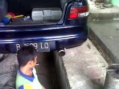 Suara knalpot racing Timor (bass bulat) by gt racing knalpot - YouTube