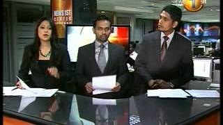 Newsfirst Prime time 9PM english 24th July 2014