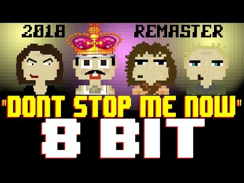 Don't Stop Me Now (2018 Remaster) [8 Bit Tribute to Queen & The Bohemian Rhapsody Movie] MP3