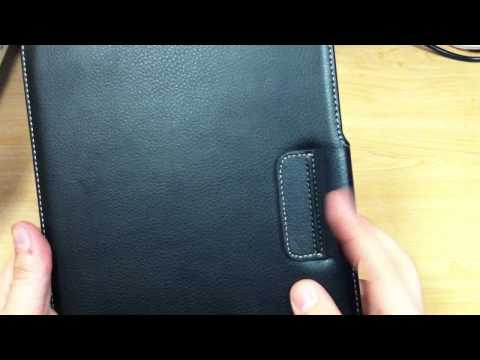 New iPad (3) Targus VUSCAPE Case Review