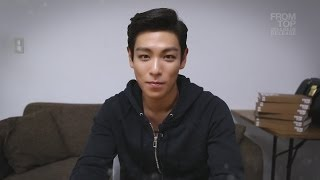 1st PICTORIAL RECORDS 'FROM TOP' MESSAGE