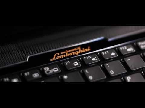 Notebook Asus lamborghini VX7 - LeLaboHightech