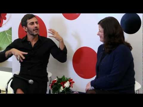 Marc Jacobs talks DOT (Entire Interview)