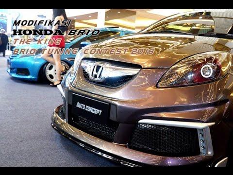 The King Honda Brio Tuning Contest
