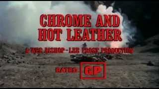 Chrome and Hot Leather (1971) - Official Trailer