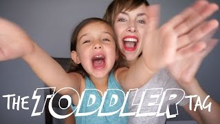 THE TODDLER TAG (YEAR 2) | AmandaMuse