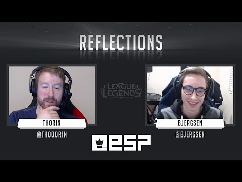 'Reflections' with Bjergsen