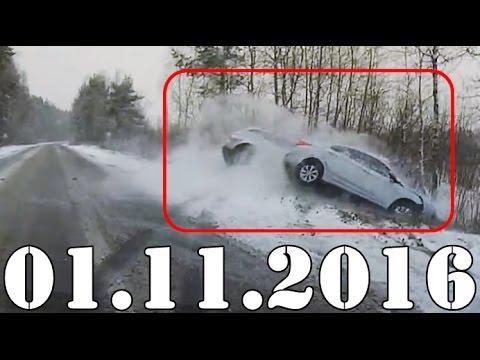 Подборка ДТП и Аварии до 01.11.2016 Car Crashes And Accidents 2016
